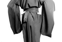 kimono style...