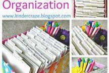 ORGANIZACIÓN / Ideas de Organización