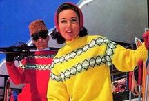 Vintage ski chic / The golden age of glamour lives, go vintage and stand out! Sign up at www.wonderland.org.uk