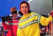 Vintage ski chic / The golden age of glamour lives, go vintage and stand out! Sign up at www.wonderland.org.uk