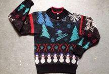 Ugly jumper / Ugly jumpers rule. Sign up at www.wonderland.org.uk