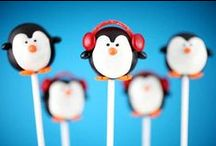 Monty the Penguin / We <3 Monty the Penguin. Sign up at www.welcometowonderland.org.uk