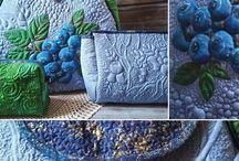 Авторский текстиль для дома и души. / Кошельки, косметички, органайзеры, сумочки. Текстиль для уюта и красоты в доме.