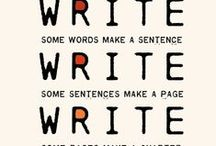 Write On / Everything even remotely associated with writing.