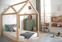 kid rooms / The color palettes! The textures! The artwork! Kids room pictures on Pinterest are our guilty pleasure.