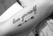 tatuaże (tattoo) / Są tu tatuaże choć nie chciałabym mieć tatuaży to take małe i drobne mi się nawet podobają.