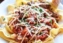 Slow Cooker Pasta Recipes / by Crock-Pot® Slow Cooker