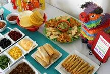 Cinco de Mayo Fiesta / Cinco de Mayo party ideas and recipes.