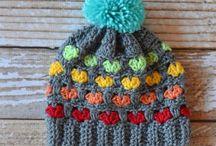 Cuffie e cappelli - UNCINETTO