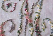 Ricamo ~hand embroidery~