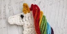 Crochet Unicorn Patterns (free & paid) / Crochet Unicorn Patterns (free & paid)