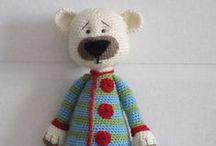 Crochet Toys Amigurumi