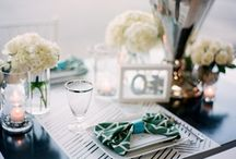 Emerald Green Weddings - WedMe Pretty / Pantone's color of the year Emerald Green Wedding Inspirations. Is this your chosen theme? Let us assist with you emerald green wedding needs...You'll be glad you did!