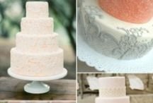 Wedding Cakes - WedMe Pretty / Couples are sure to find inspiration for their delectable delight while browsing through this collection of beautiful wedding cakes.