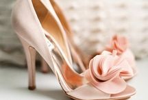 Wedding Shoes - WedMe Pretty / Gorgeous wedding shoes for brides, bridesmaids, and flower girls. Even if you don't find your perfect pair, you're sure to find something inspirational.