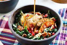 Paleo Soups and Salads / Paleo Soup and Salad Recipes