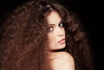 Styles, That Girl with the Beautiful Hair. / There is something very eye catching about people with lovely locks...
