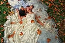 Wedding Photography Ideas / A variety of natural settings offer the perfect backdrop for your wedding photo album.