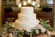 Wedding Cakes & Sweets / by Klehm Weddings
