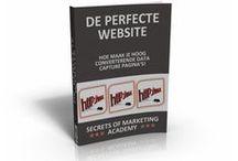 Top Deal - Secrets of Marketing Methode / De Complete Versie van de Top Deal - Secrets of Marketing Methode. Meer dan 30 hoofdstukken met waardevolle en direct  toepasbare informatie en trainingsmaterialen zijn voor je op een rijtje gezet.