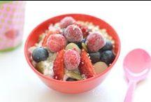 Kids Breakfast / Healthy Kids Breakfast