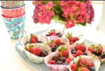 Healthy Party Food / Healthy Party Food for Kids