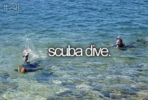 For the love of scuba