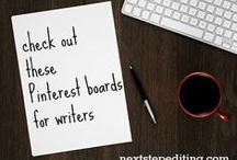 """The """"Write"""" Stuff / If you're a writer or blogger, you'll want to put these books, blogs, and resources on your list of """"things to check out."""""""