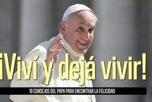 Francisco un Papa Terrenal.