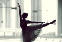 En pointe / Ballet in all its grace and beauty  / by Purva Shingté