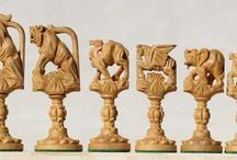 Chess game / by Kenneth Dubois