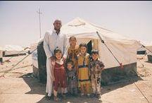 Refugee Relief in Iraq