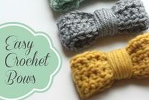 Crochet techniques & tutorials