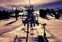 Heading to the slopes