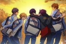 "Free! / ""No matter what choice you make, as long as you remain who you are, you will forever be free.""   -   Rei Ryugazaki"