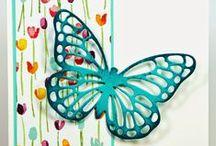 Butterfly Basics / Stampin' Up Butterfly Basics