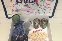 Shabbat Box / This is everything you need for children to make the perfect Shabbat Box.