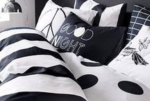 Always Kiss Me Goodnight / Make your bedroom a cozy place to lay your head at night with these decorating ideas.