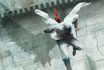Assassin's Creed Art&Concept Art