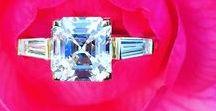 || asscher cut engagement rings || / Asscher cut diamonds