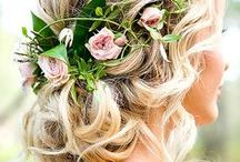 Elegant Wedding Hairstyles for Bridal Hair and Bridesmaids / Wedding Hairstyles for Every Length. Still searching for the perfect 'do for your big day? Get inspired by these gorgeous styles. The best in bridal hairstyles. Whether you're getting married, acting as a bridesmaid or simply the guest of honour at a wedding, we've got the perfect wedding hairstyles for you - from classic up-dos to Boho down-dos. Your wedding hair will ultimately complete your look and make you feel more beautiful than ever.