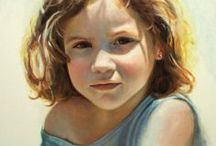 aquarelle portrait watercolor