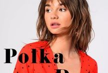 TREND ☆ Polka Dots
