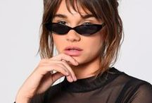 TREND ☆ Throwing Some Shade / Being the perfect accessory to complete any style of outfit the sunglasses game has been massively stepped up. . . We've got a selection to suit every look trending from those on fleek slim cat eyes to the oversized frames you won't be able to resist!