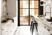 Interiors•Kitchens / Kitchens to cook, to dine, to live in!