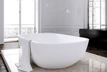 Interiors•Bathrooms /  These are my ultimate dream bathrooms.For more inspiration visit me at sigrekiannainteriors.com