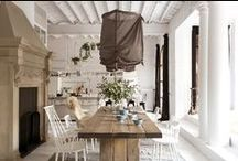 Interiors•Dining spaces / Dining room ideas and pictures to inspire and help you create a beautiful dining room design, what do you think? For more inspiration visit me at room-to-grow.gr