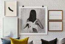 | Gallery walls
