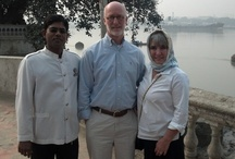 India - I am learning from the best homeopaths - Dr.'s Prasanta and Pratip Banerji / These are photos from both of my trips in 2013 and 2014.