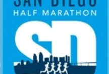 Inaugural San Diego Half Marathon @PetCo Park 2012 / My third half marathon. Overall: 3133 out of 5436 Women: 1460 out of 3091 F 40-44: 208 out of 418 Age/Grade 51.92% Pace: 2384 Finish: 2:14:52 Pace: 10:18 Tag Time: 2:14:52 Gun Time 2:24:04  Split Times: 5 Km: 30:36 Pace: 9:55 3.7 mi: 37.01  Pace: 10:01 10 Km: 1:02:14 Pace: 10:01 15 Km: 1:36:28 Pace: 10:21